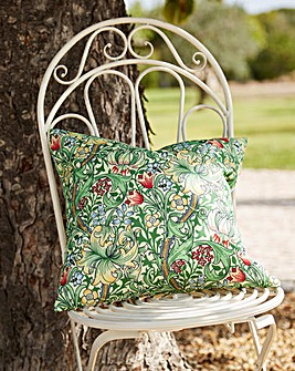 William Morris Golden Lily Outdoor Cushion