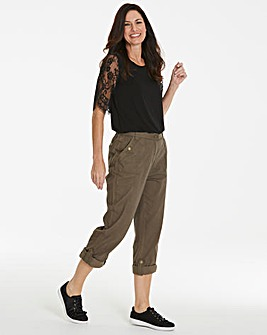 Comfort Stretch Cargo Trouser Sht