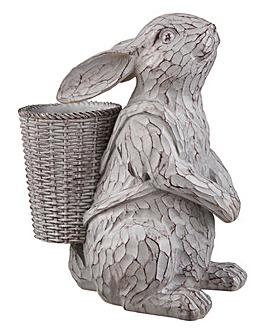 Hare Decorative Planter