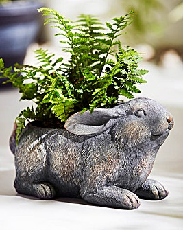 Rabbit Decorative Planter