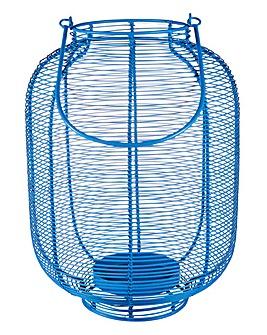 Wire Garden Lantern Large