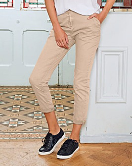 Basic Cotton Trouser