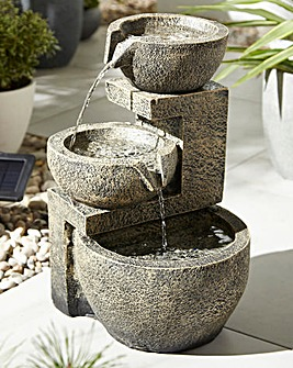 Geona Cascade Water Fountain