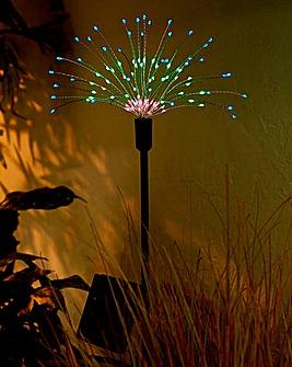 Firework Stake Lights Multi