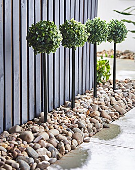 Set of 4 Topiary Path Finders