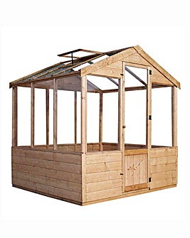Mercia 6x6 Traditional Greenhouse