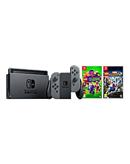 Nintendo Switch & Lego DC Villains