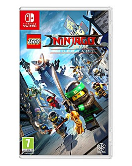 LEGO The NINJAGO Movie - Nintendo Switch