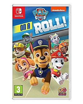 Paw Patrol On a Roll - Switch