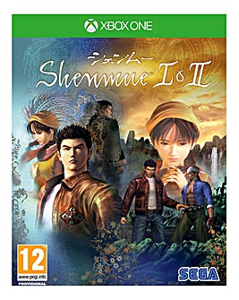 Shenmue 1&2 - Xbox One