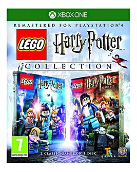 LEGO Harry Potter 1-7 Collection - Xbox