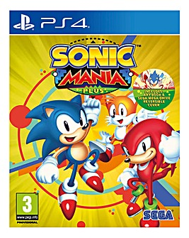 Sonic Mania - PS4