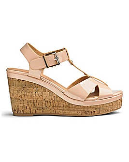 Willow Wedges Extra Wide EEE Fit