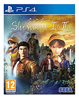 Shenmue 1&2 - PS4