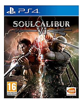 Soul Calibur 6 - PS4