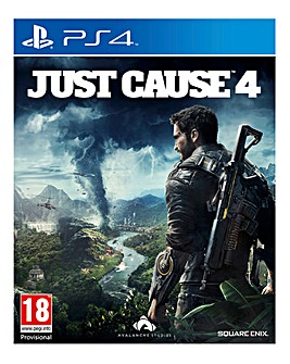 Just Cause 4 -PS4