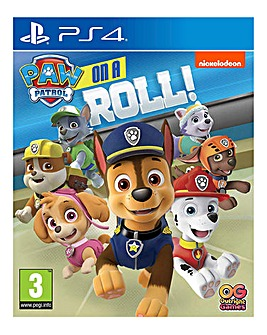 Paw Patrol On a Roll - PS4