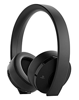 Sony Official Gold Headset - PS4