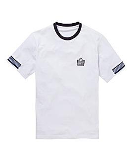 Admiral Style Mighty Crew Neck T Shirt