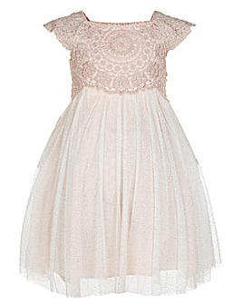 Monsoon Baby Estella Sparkle Dress