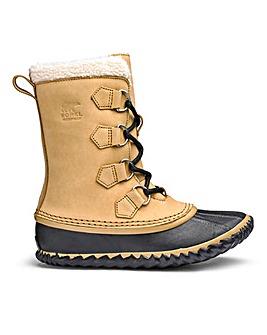 Sorel Womens Caribou Slim Boots