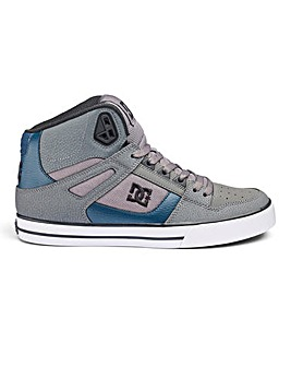 DC SPARTAN HIGH WC MENS TRAINERS