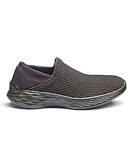 Skechers YOU Gore Slip On Trainers