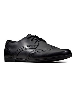 Clarks Scala Lace Up Shoe