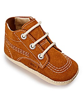 Kickers Kick Hi Crib Boot