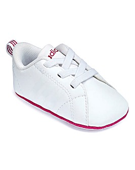Adidas VS Advantage Crib Shoes