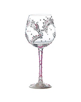 Lolita Superbling Princess Wine Glass