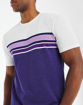 Jacquard T-shirt Long
