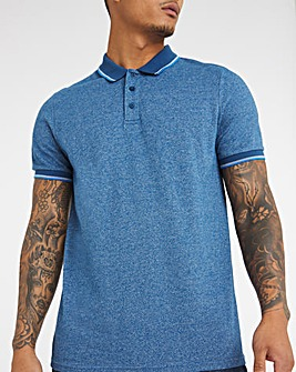 Neon Tipped Grindle Polo R