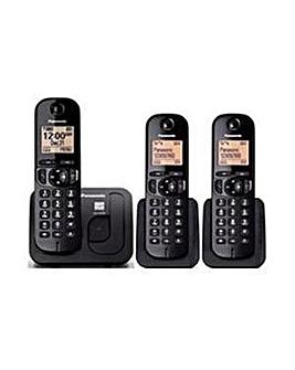 Panasonic Triple DECT Cordless Phone