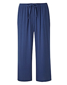 Julipa Cropped Crinkle Trousers