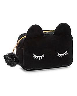 Cat Make-Up Bag