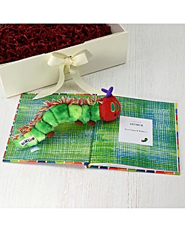 Personalised Hungry Caterpillar Book Set