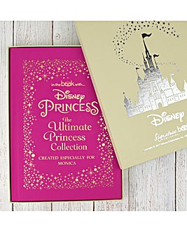 Personalised Disney Princess Ultimate Storybook