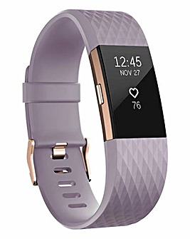 Fitbit Charge 2 Special Edition Lavender