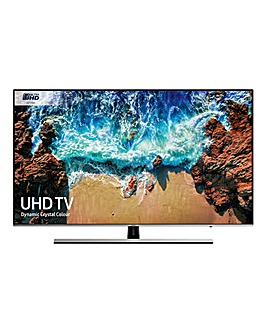 Samsung 55in 4k UHD Bezel-less Smart TV