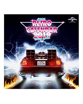 Universal Classic Movie Poster Calendar