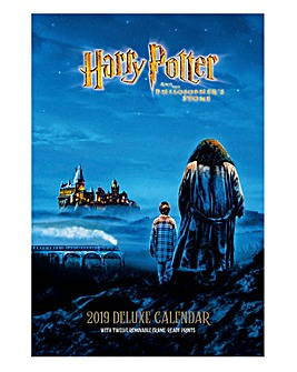 Harry Potter Deluxe Collectors Calendar