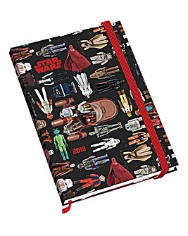 Star Wars A5 Diary