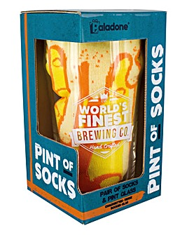 Pint of Socks