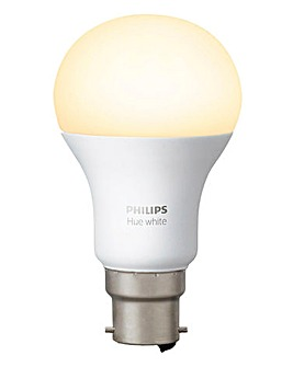Hue White B22 Single Lamp