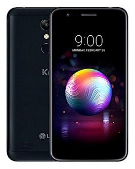 LG K11 Smartphone Black