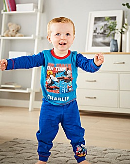 Personalised Thomas Pyjamas