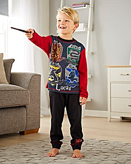Personalised Harry Potter Boy Pyjamas