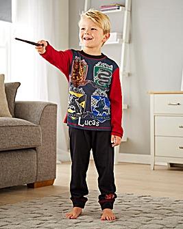 Personalised Harry Potter Boy Pyjamas