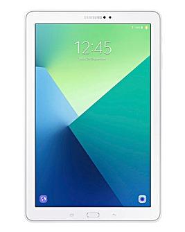 Samsung Tab A 10.1 Tablet Bundle White